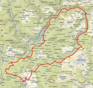 Musbach - Trail