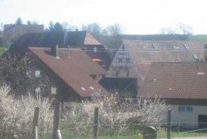 Dächer von Obermusbach
