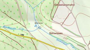 Quellgebiet Stockerbach
