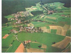 Luftaufnahme Unter- und Obermusbach