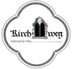 Schild Kirchweg