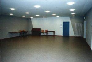 Kleiner Saal im Untergeschoß