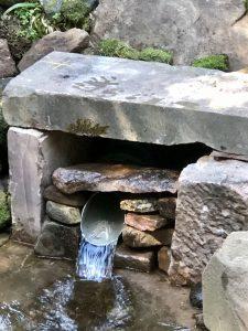 Quellauslauf des Harzhüttebrunnen